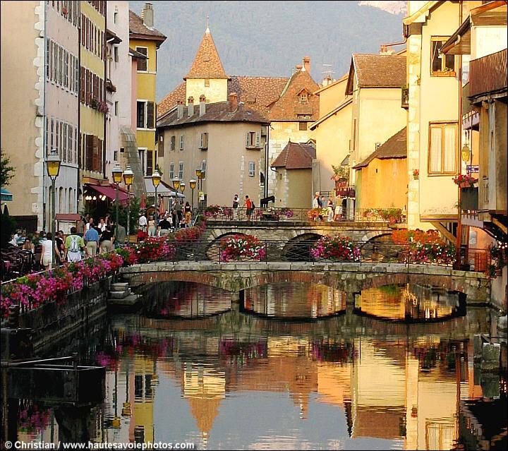Photos et infos sur la ville d 39 annecy en haute savoie - Office de tourisme annecy ...