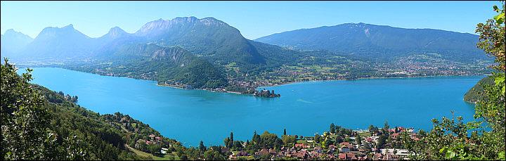Photos Et Fonds D Ecran Du Lac D Annecy En Haute Savoie Vu Par Christian Pourre